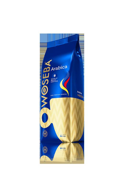WOSEBA ARABICA - Зерновой кофе