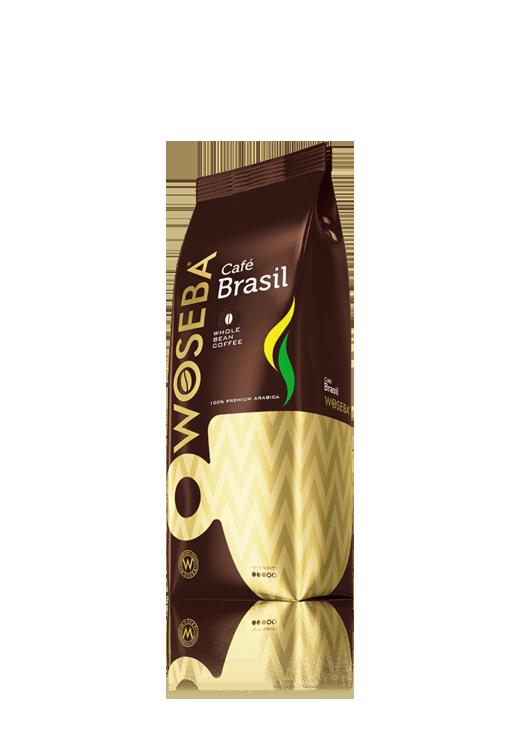 WOSEBA CAFÉ BRASIL - Ziarniste