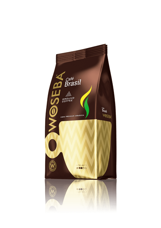 WOSEBA CAFÉ BRASIL - Ground coffees