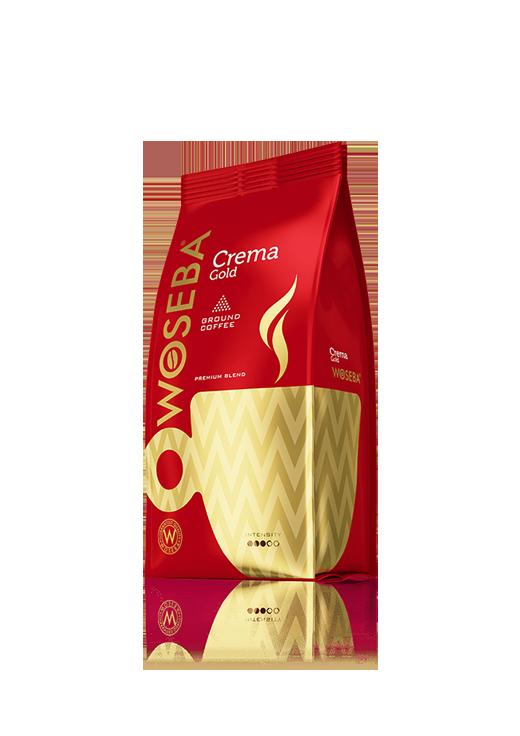 WOSEBA CREMA GOLD - Ground coffees