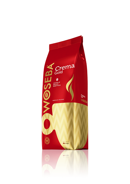 WOSEBA CREMA GOLD - Whole coffee beans