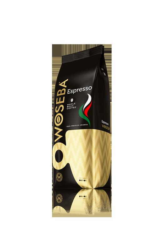 WOSEBA ESPRESSO - Whole coffee beans