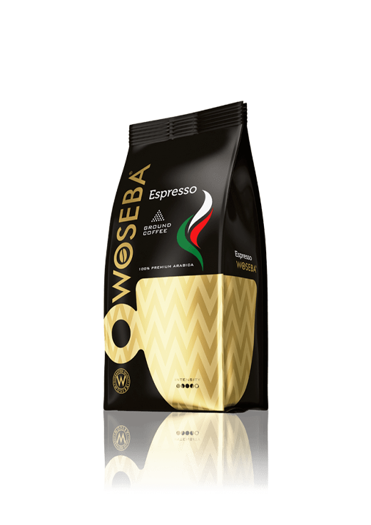 ESPRESSO - Ground coffees