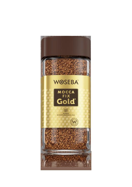 WOSEBA MOCCA FIX GOLD - Rozpuszczalne