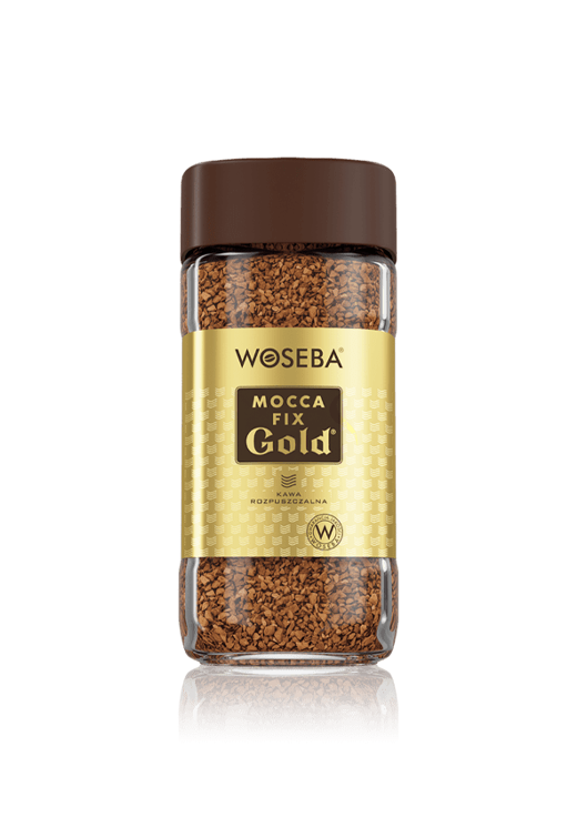 WOSEBA MOCCA FIX GOLD - Instant coffees