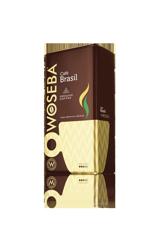 WOSEBA CAFÉ BRASIL - Молотый кофе