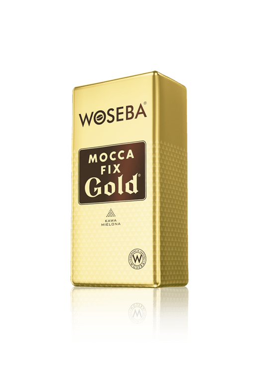 MOCCA FIX GOLD - Ground coffees