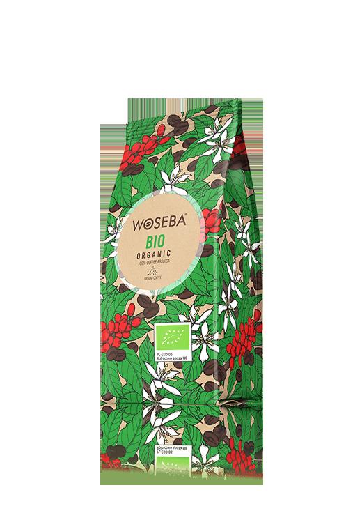 WOSEBA BIO ORGANIC - Молотый кофе