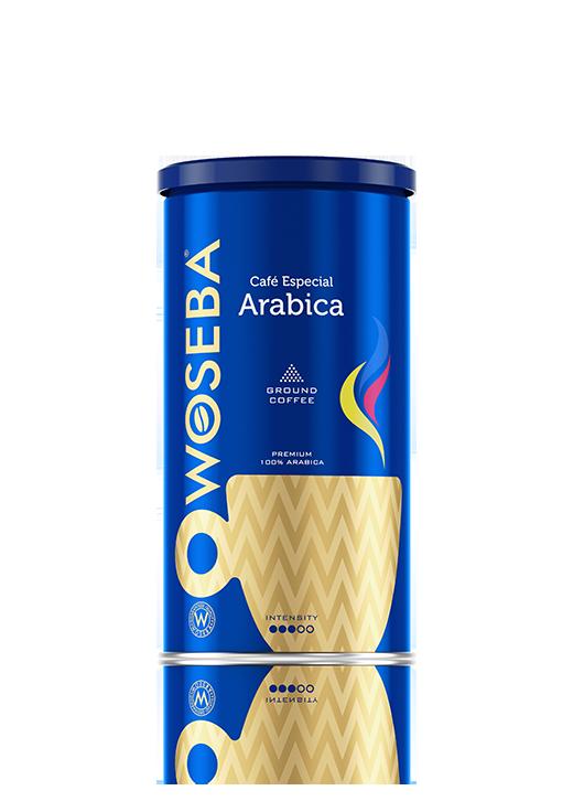 WOSEBA ARABICA - Ground coffees