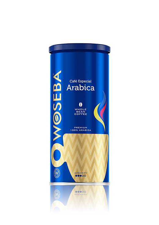 WOSEBA ARABICA - Whole coffee beans
