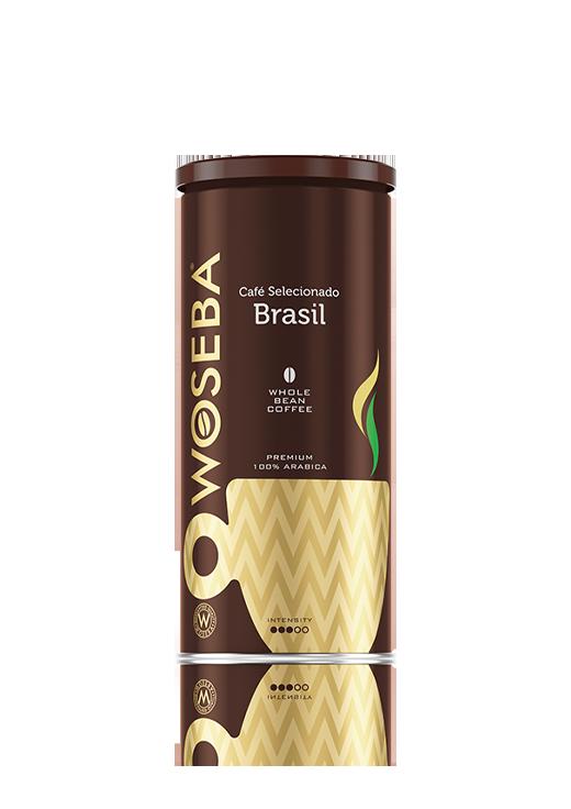 WOSEBA CAFÉ BRASIL - Зерновой кофе