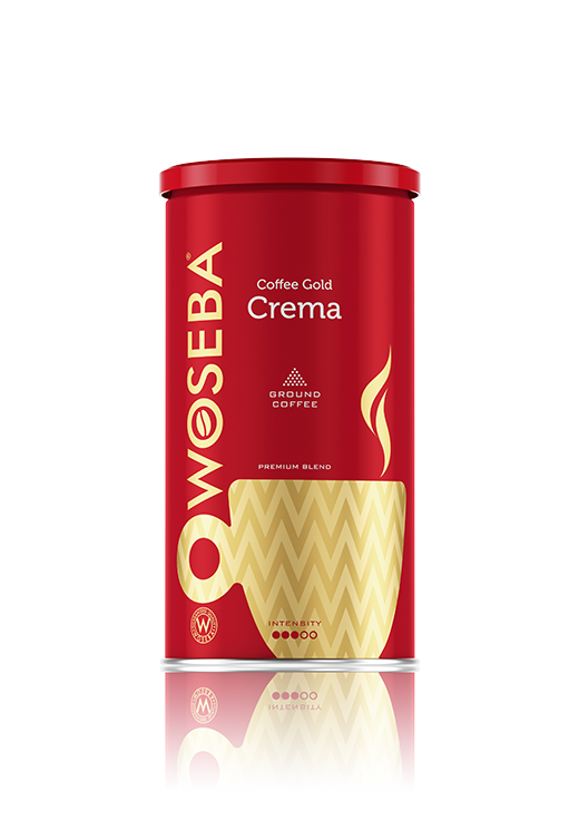 WOSEBA CREMA - Ground coffees