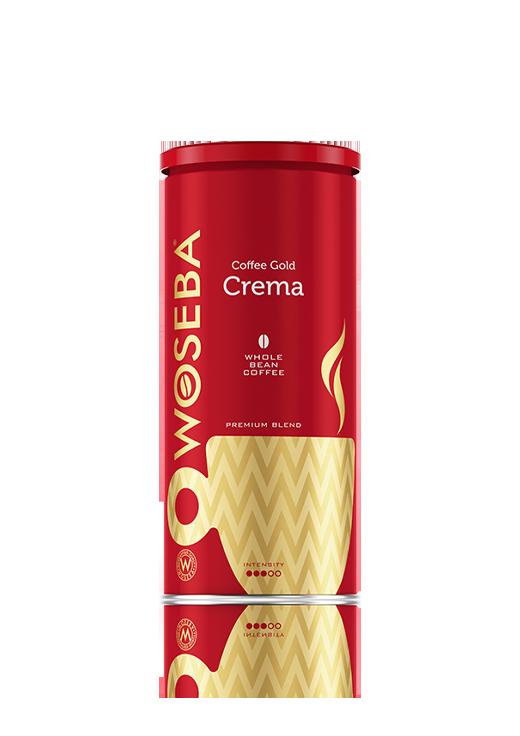 WOSEBA CREMA - Ziarniste