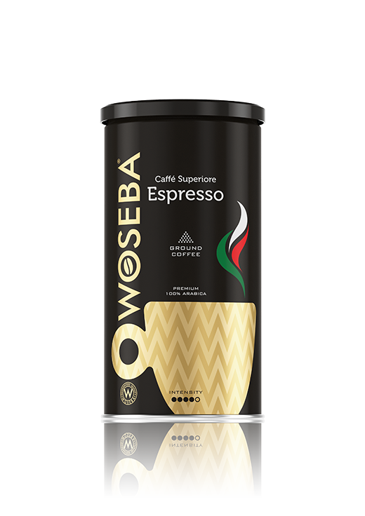 WOSEBA ESPRESSO - Whole coffee beans