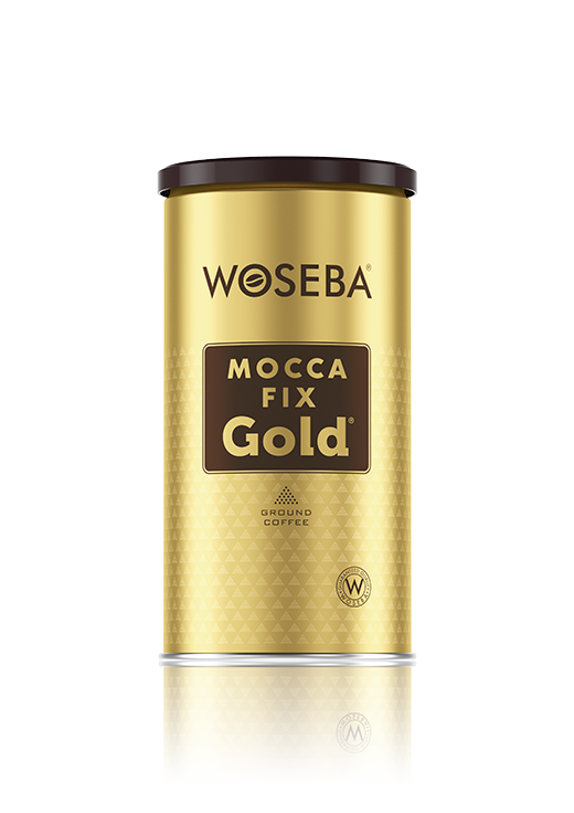 MOCCA FIX GOLD - Mielone