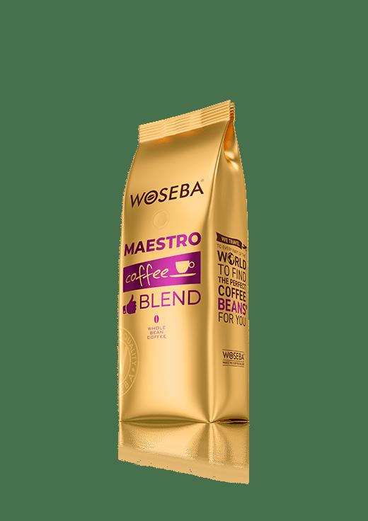 WOSEBA МАЭСТРО - Зерновой кофе