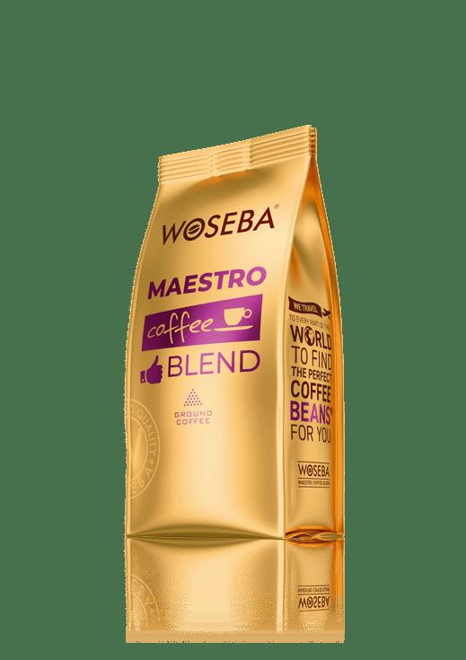 WOSEBA МАЭСТРО - Молотый кофе