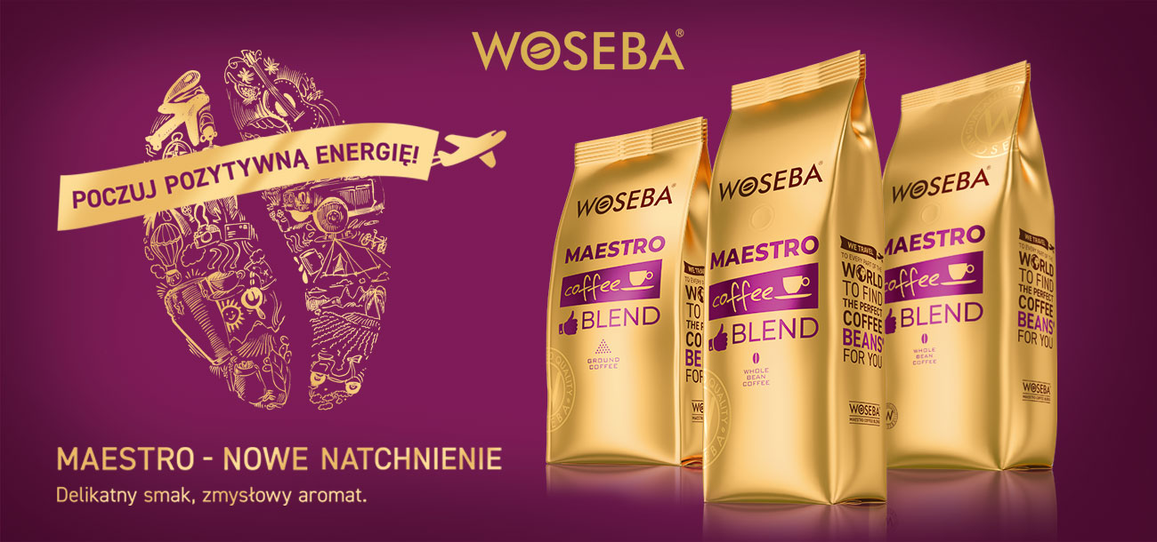 WOSEBA MAESTRO – NOWE NATCHNIENIE